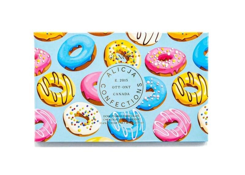 Alicja Candy Bar- Donut