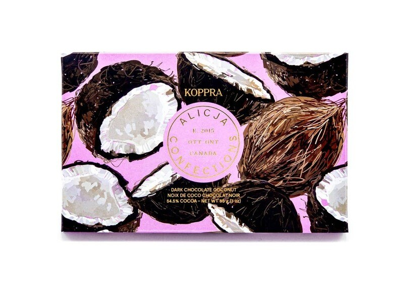 Alicja Candy Bar- Coconut