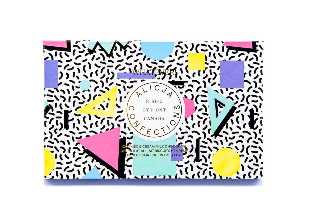 Alicja Candy Bar- Cookies n Cream