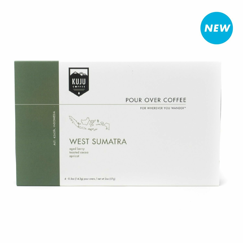Kuju Pour Over Coffee