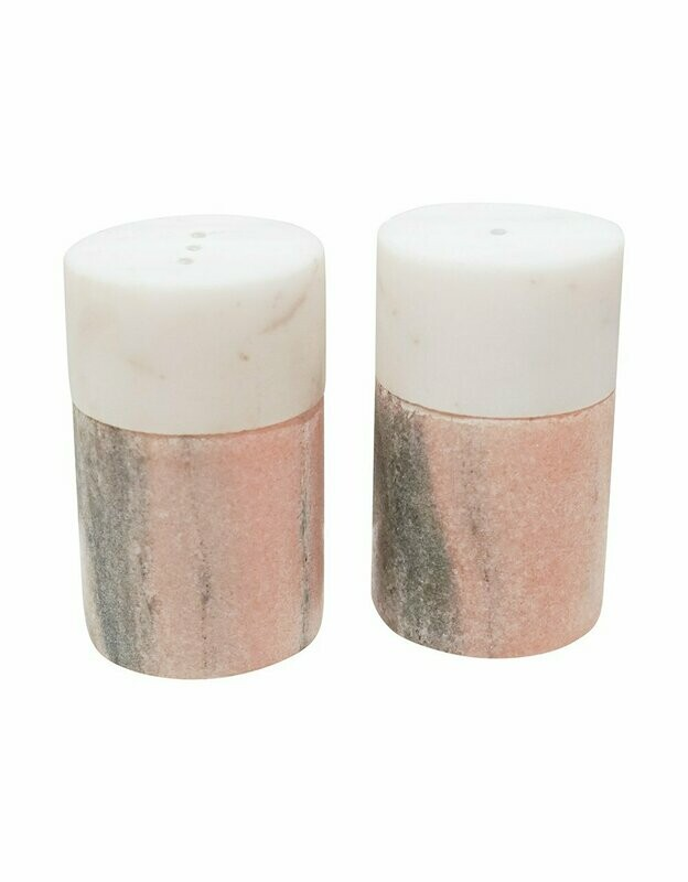 Marble S/P Shakers- Pink
