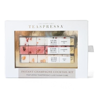 Champagne Cube Kit