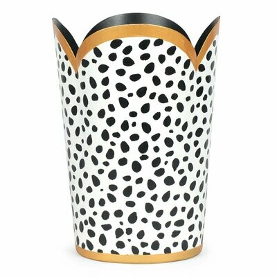 Spot On Wastebasket- Navy