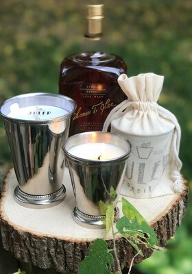 Bourbon Bluegrass Candle- Sm