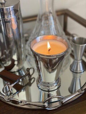Bourbon Bluegrass Candle- Lg