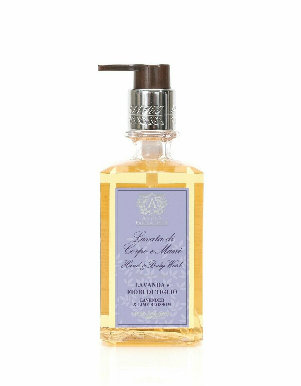 Lavender Lime Blossom Wash