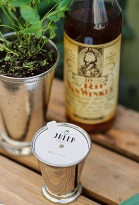 Mint Julep Candle- Sm