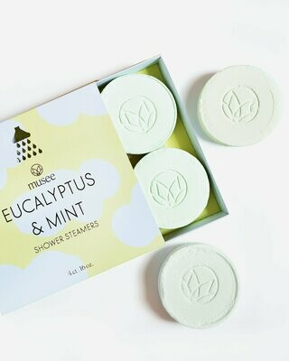 Eucalyptus Mint Steams