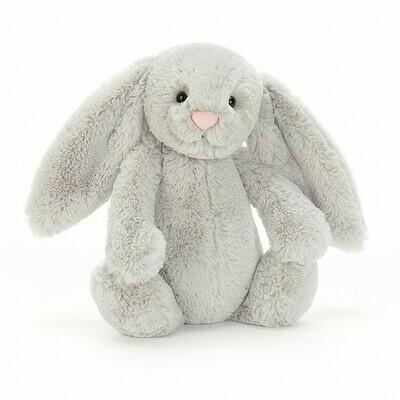 Bashful Bunny- Grey