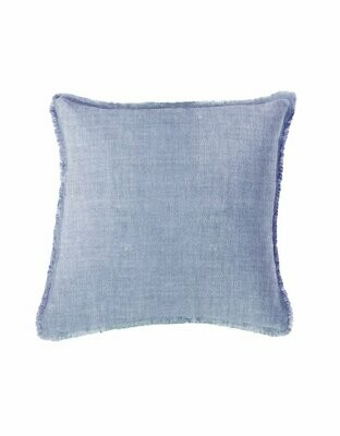 Chambray Pillow 20x20