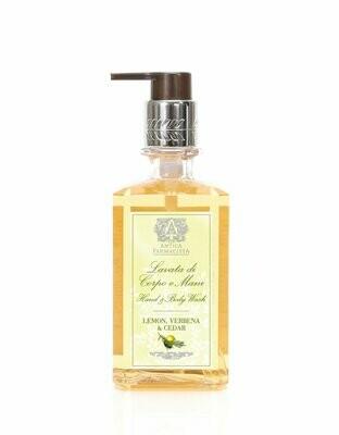 Lemon Verbena Cedar Wash
