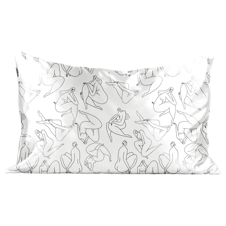 Satin Pillowcase- Body