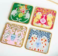 Gemmel Coasters S/4