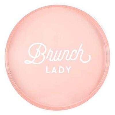 Brunch Lady Tray