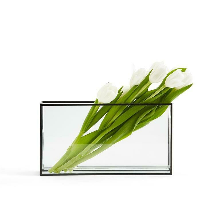 Window Vase- Oblong