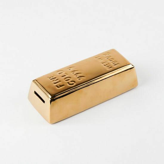 Gold Bar Bank/Object