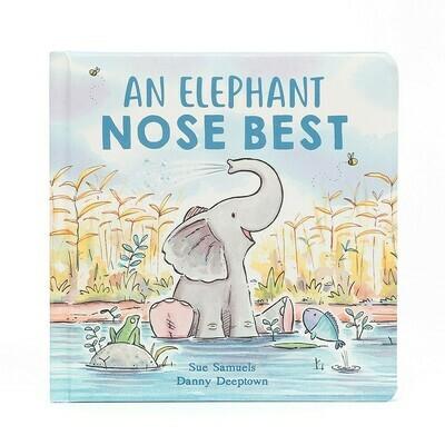 An Elephant Nose Best Book