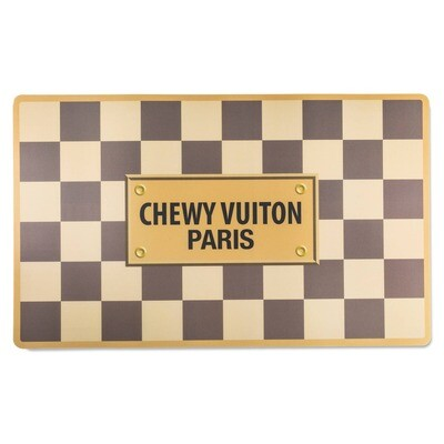 Chewy Vuiton Placemat