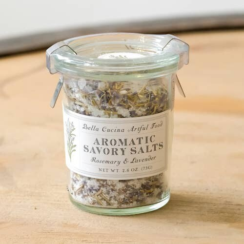 Rosemary Lavender Salt