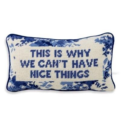 Nice Things NP Pillow