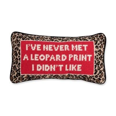 Leopard Print NP Pillow