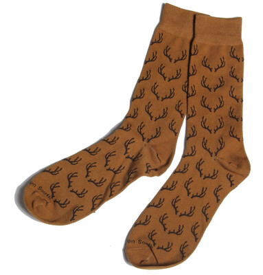 Antler Socks