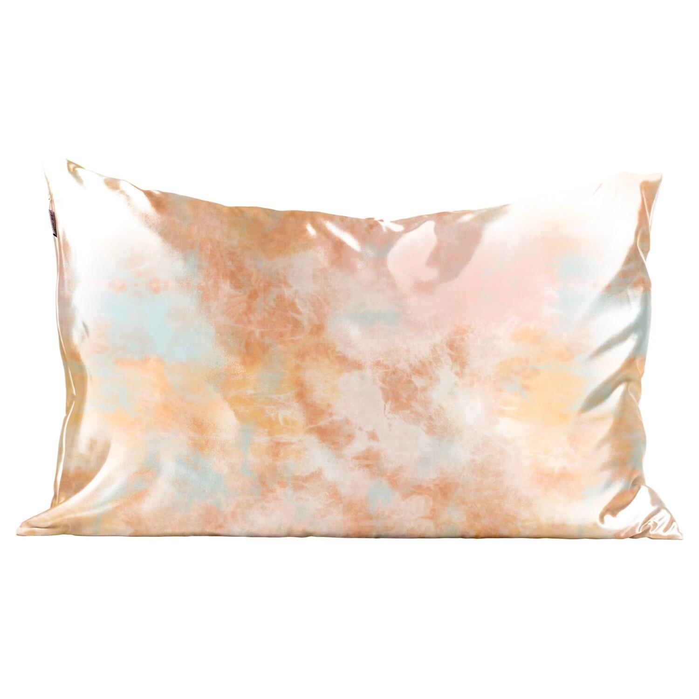 Satin Pillowcase- Tie Dye