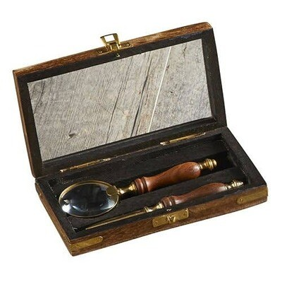 Magnifying and Envelop Set