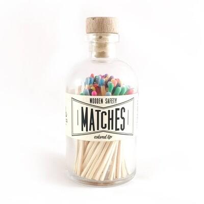 Matches- Rainbow