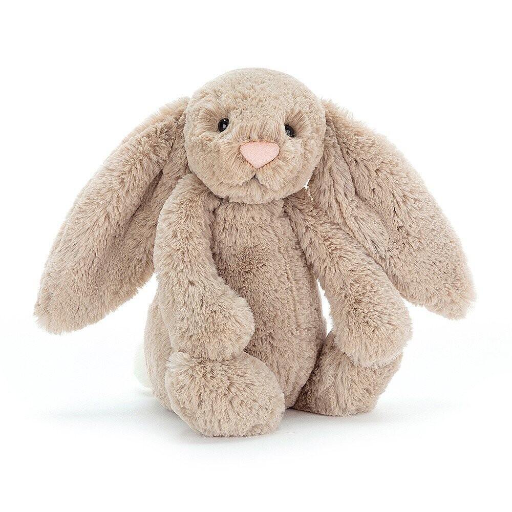 Bashful Bunny- Oatmeal
