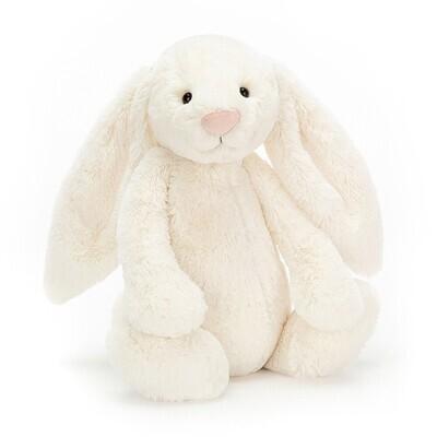 Bashful Bunny- Cream