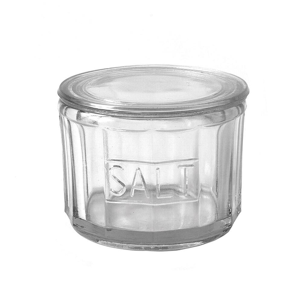 Glass Salt Cellar