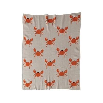 Crab Blanket