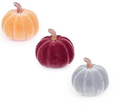 Velvet Pumpkin- Mini