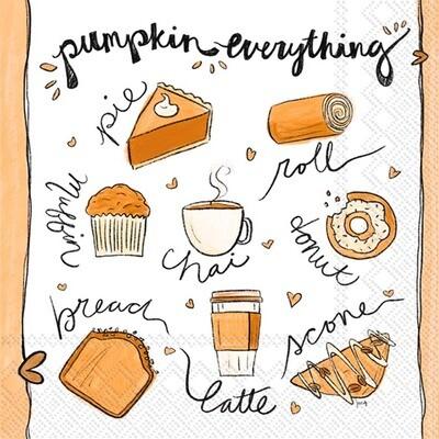 Pumpkin Everything Naps