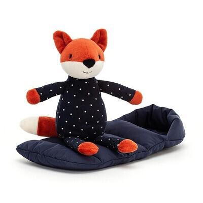 Sleeping Bag Fox