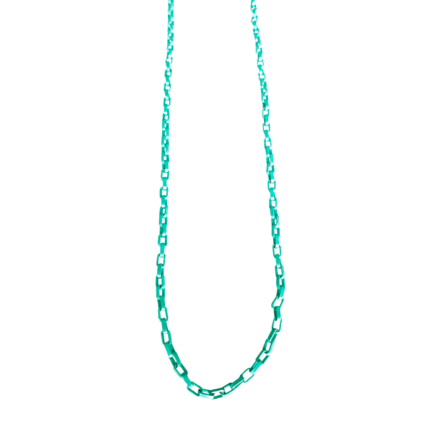 Layer Necklace- Green