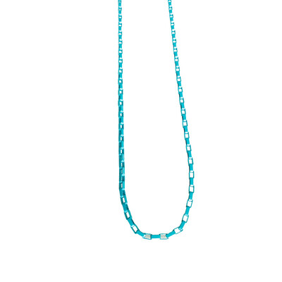 Layer Necklace- Blue