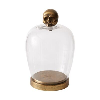 Skull Cloche