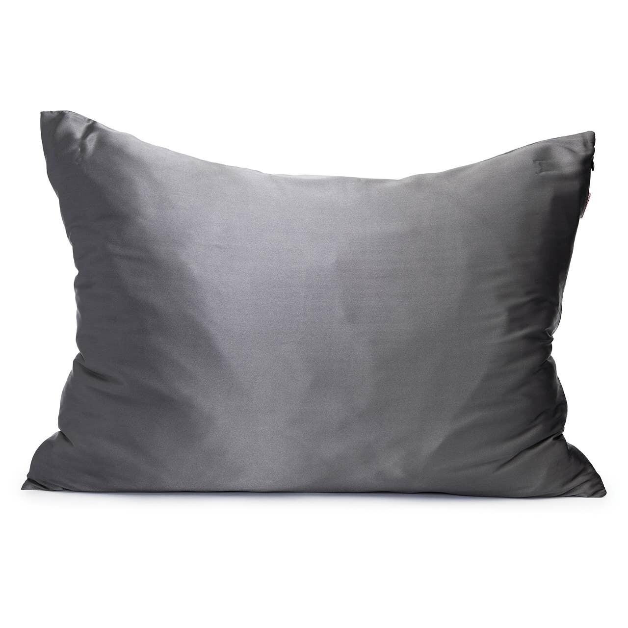 Satin Pillowcase- Charcoal