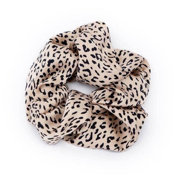 Brunch Scrunchie- Leopard