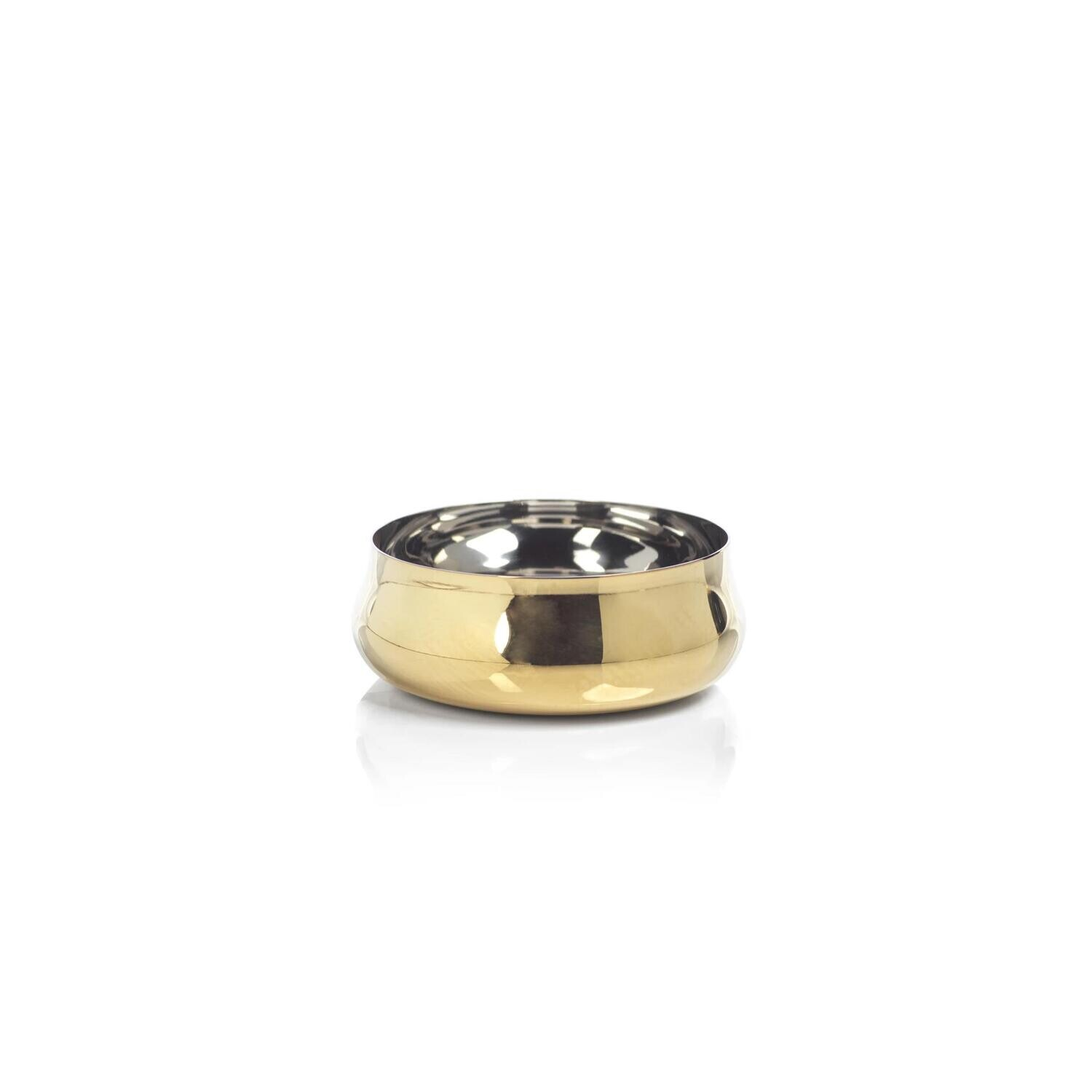 Stainless Steel Nut Bowl- Gd