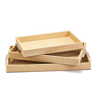 Cane Gallery Tray- Md