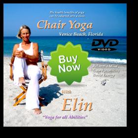 Chair Yoga with Elin DVD-Chair Yoga