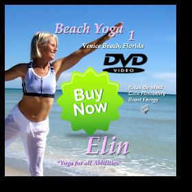 Beach Yoga 1 with Elin DVD-Yoga 1