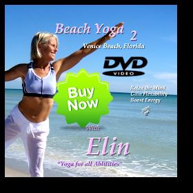 Beach Yoga 2 with Elin DVD-Yoga 2