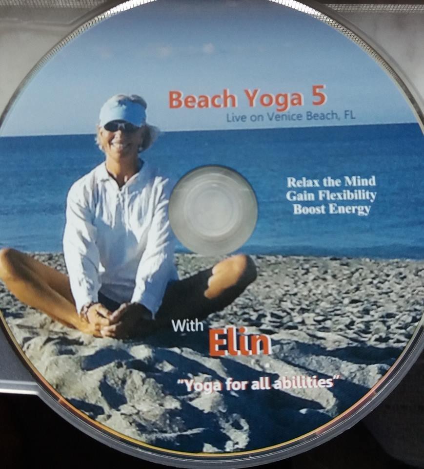 Beach Yoga 5 with Elin DVD-Yoga 5