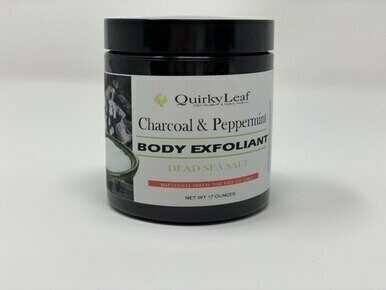 CBD Body Exfoliant
