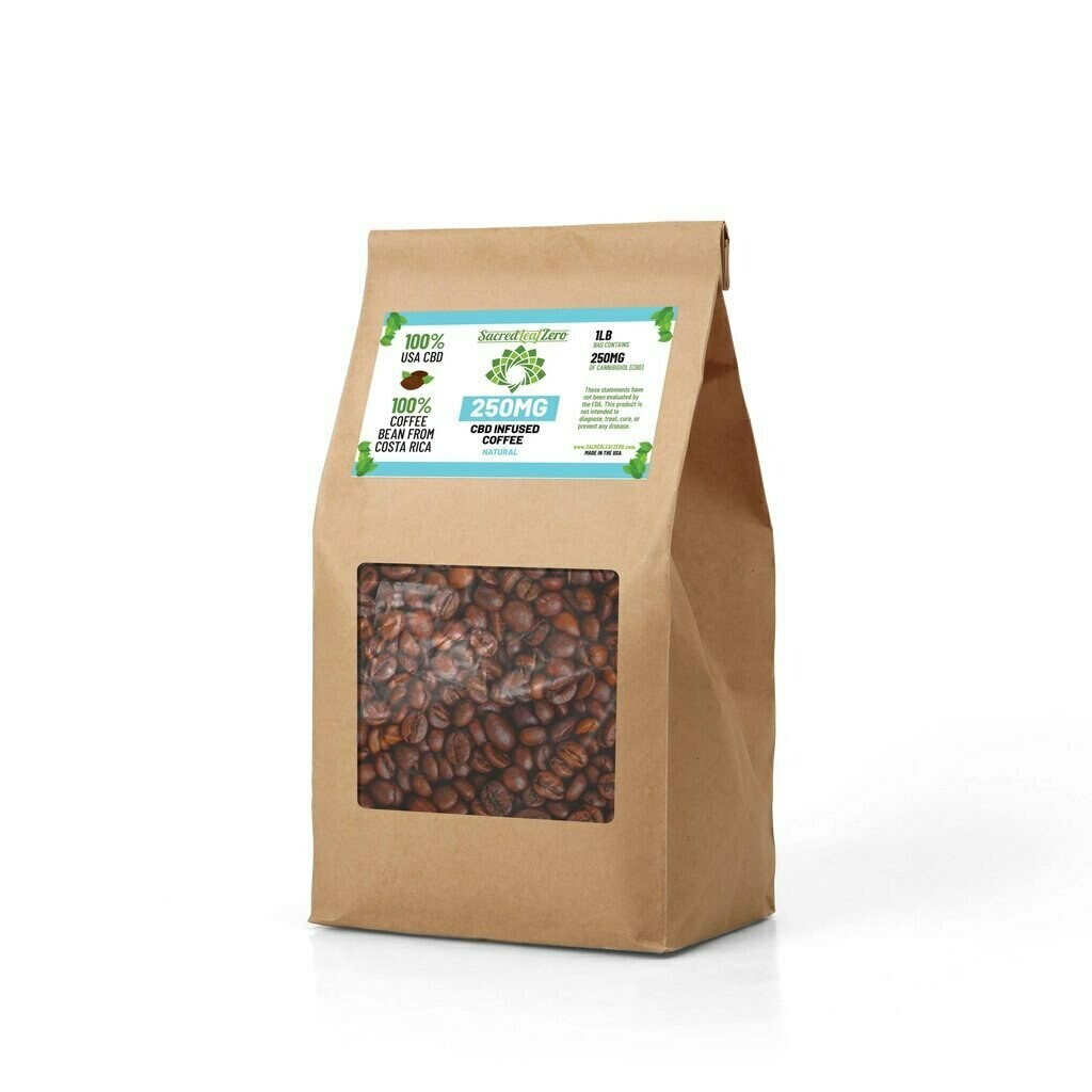 CBD Coffee 250mg 1lb