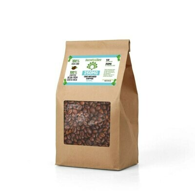 CBD Coffee 250mg 1lb